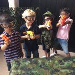 Nerf 11 Kids