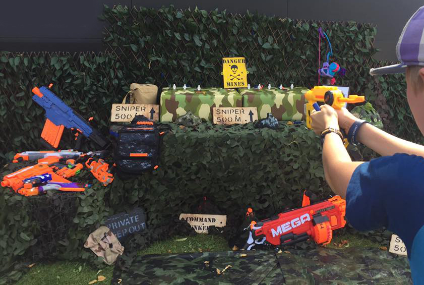 Nerf Events