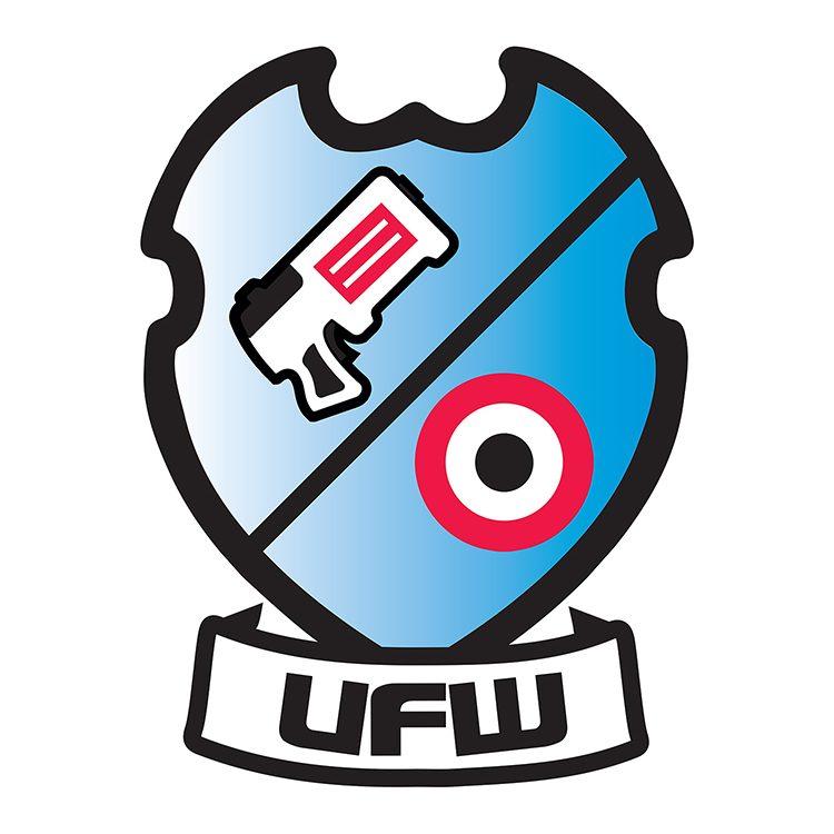 UFW logo Outer Box